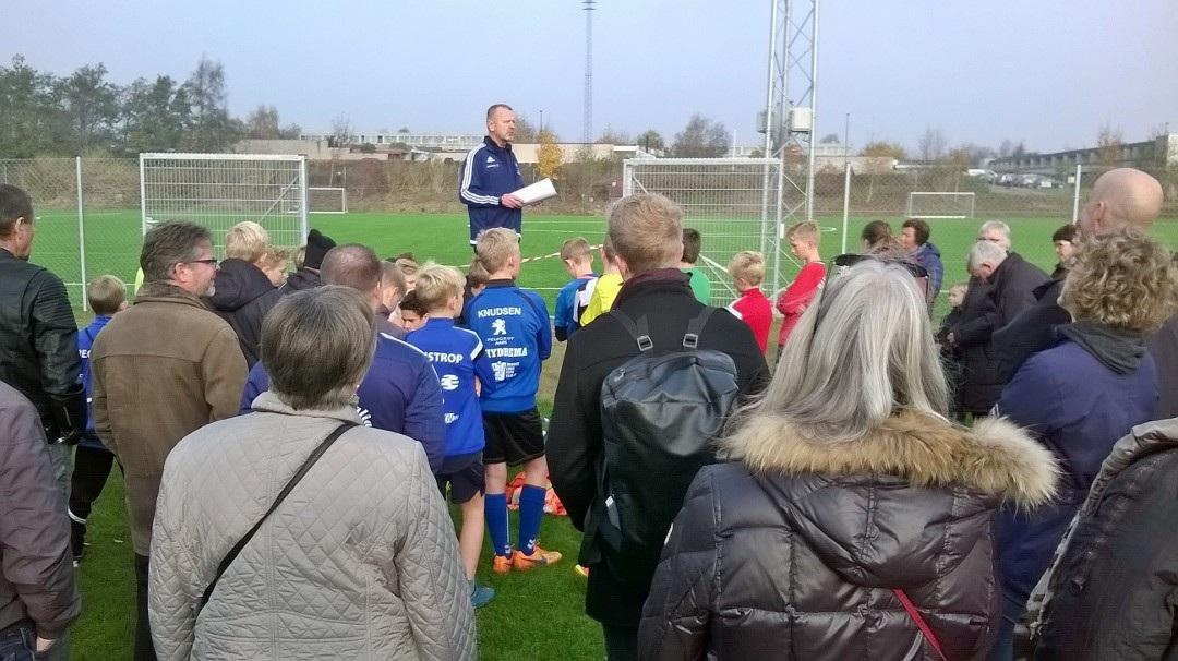 fodbold resultater i danmark